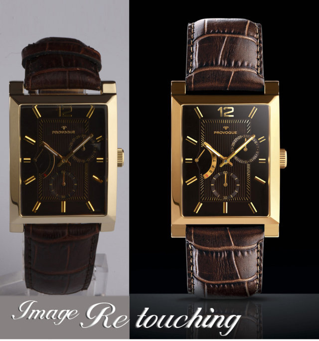 Watch-Retouching