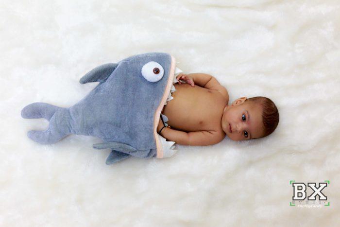 Baby Portfolio Shoot