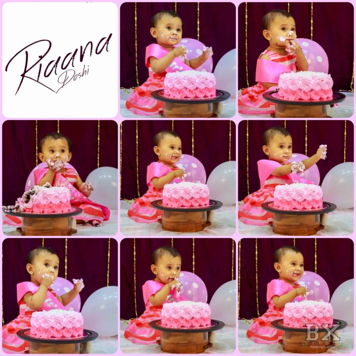 riana turns 1
